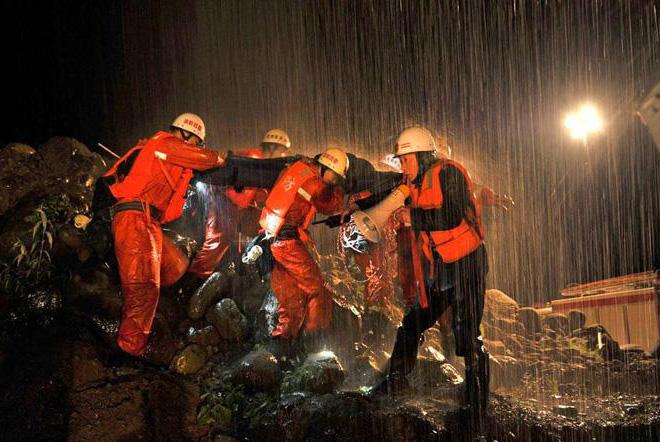 抢险救灾应用领域