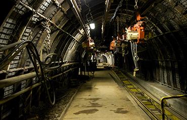 矿井应用领域