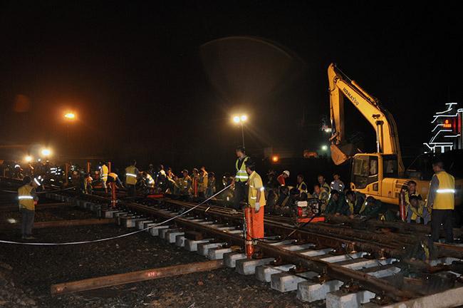 铁路应用领域