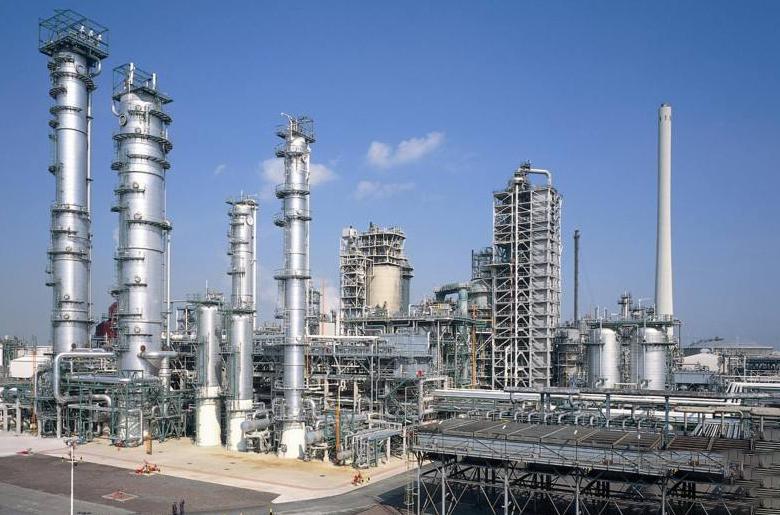 石油石化应用领域